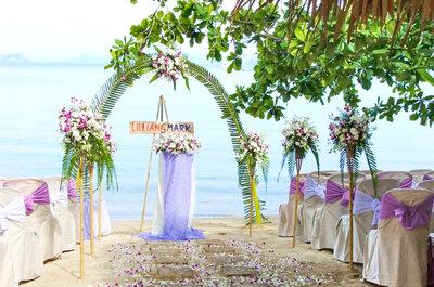 Heiraten & Flittern im Paradies! Im Paradise Koh Yao werden Hochzeitsträume wahr