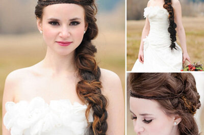 2013 Wedding Hairstyles & Bridal Hair Trends