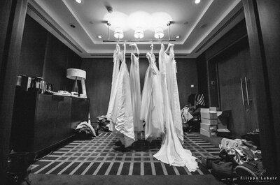 Раскрываем тайны свадебного fashion-закулисья: подготовка к показу Мауро Адами в Санкт-Петербургe