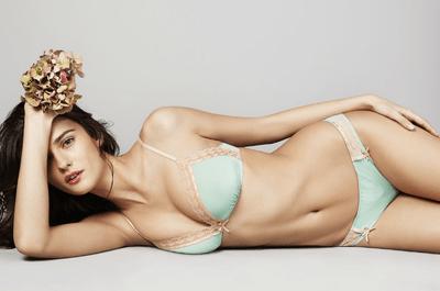 Sexy Bombshell! Colección de lencería para novia de Women's Secret 2013