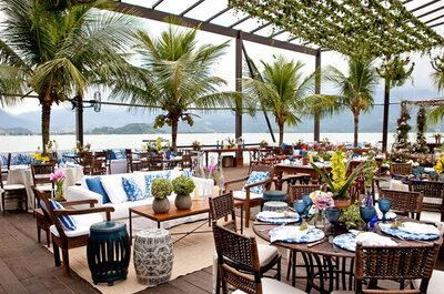 Os 10 melhores lugares para casar de frente para o mar no Rio de Janeiro