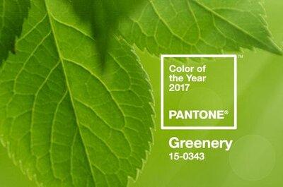 Pantone 2017 è Greenery, un inno alla natura e alla rinascita