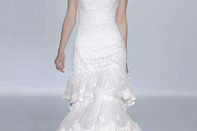 Vestidos de novia 2014 de Cabotine