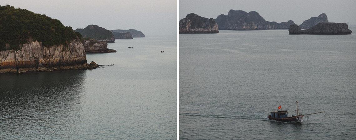 Beyond Paradise: Kory + Katch´s Honeymoon in Vietnam