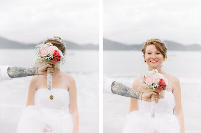 Tatuagens para casal: amor à flor da pele!