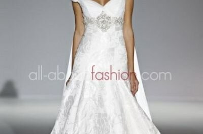 Brautkleider mit Herzausschnitt 2013 – überraschende Einblicke in die Kollektionen