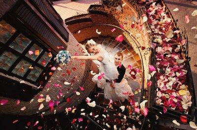 6 причин того, что свадебный фотограф - одна из самых красивых профессий в мире