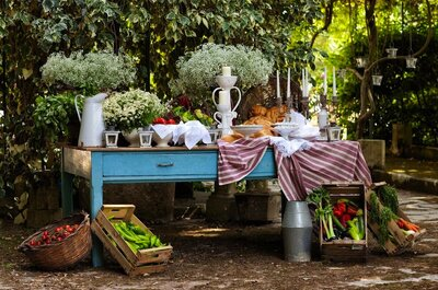Il bello di sposarsi in Salento: tips, decorazioni e...tradizioni
