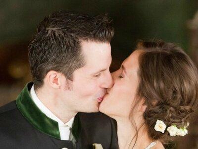 Tiroler Traumhochzeit im Hotel Klosterbräu: So starteten Theresa & Andreas ins himmlische Eheleben!