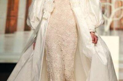 Stilvolle Hochzeitskleider 2014