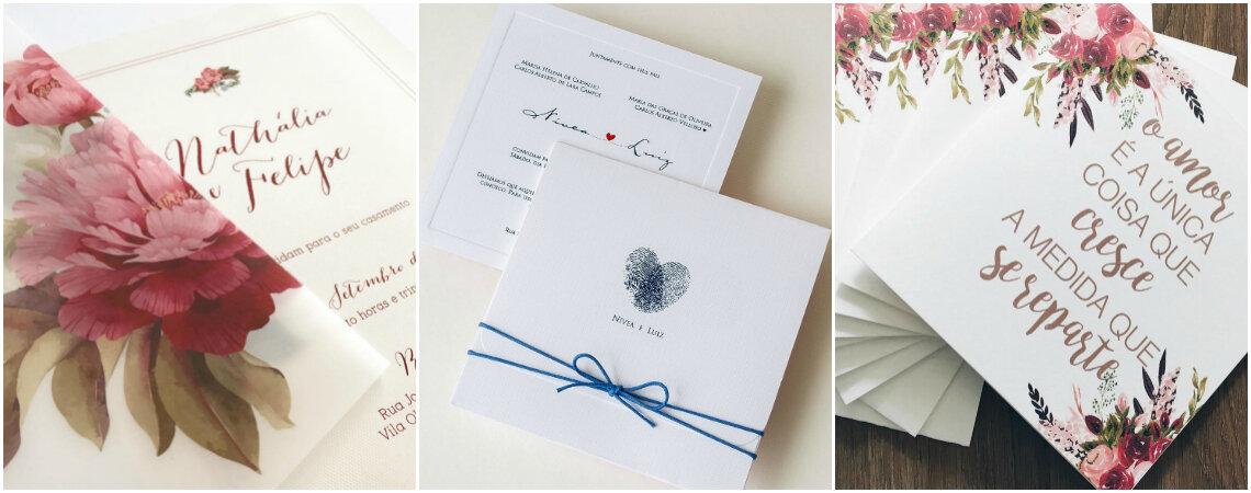 Hochzeitseinladungen: Welche Schriftart passt zum Stil Ihrer Hochzeit