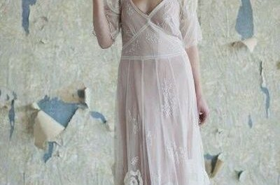 Ruche's New Line of Vintage Inspired Wedding Dresses & Bridesmaid Dresses