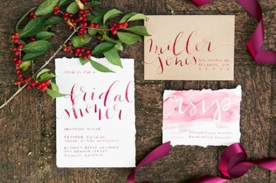 14 Wedding trends for your big day in 2015