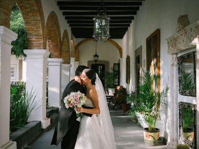 La boda de Emma y Memo: Los detalles de un día ultra romántico
