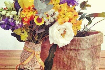 20 buquês de noiva estilosos e inspiradores: um deles pode ser o seu!