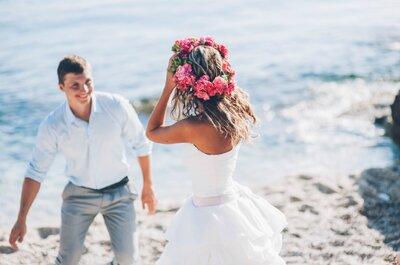6 razones para organizar tu boda en la playa. Descubre un lugar perfecto en Isla Mujeres