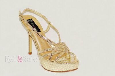 Zapatos a la carta para novias e invitadas de boda