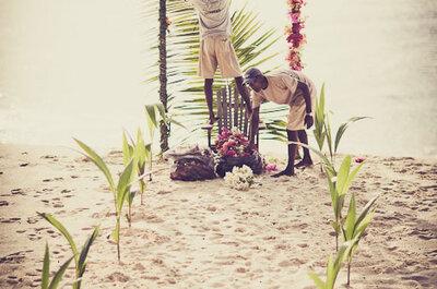 Prachtige altaars voor jouw ceremonie