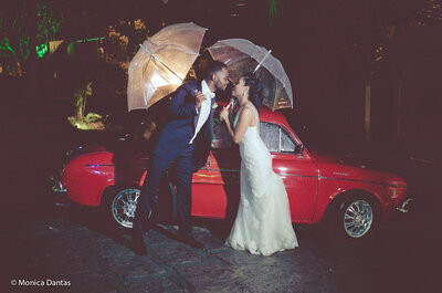 Monique & Songe: casamento ultra romântico e florido no Rio de Janeiro!