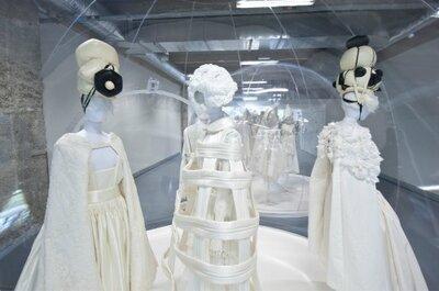 La exposición de Comme des Garçons de París ofrece inspiración para novias