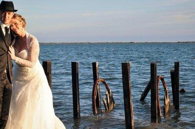 Les 10 photos indispensables dans votre album de mariage !