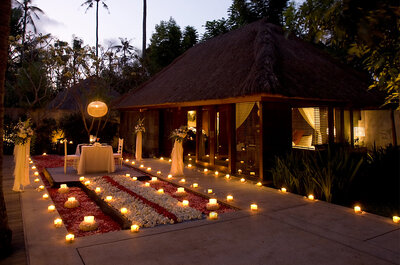 Choose The Kayumanis Bali for your perfect destination wedding!