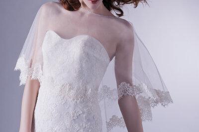 Wzory na Twojej sukni ślubnej: hafty, koronki,...