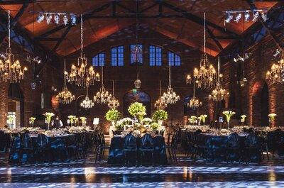 ¿Cómo organizar un matrimonio chic y elegante? 8 consejos