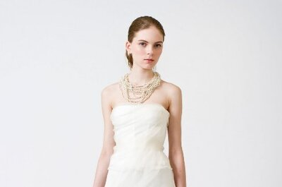 Brautkleider von Vera Wang Kollektion 2011