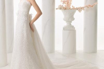 Kolekcja ślubna Alma Novia 2014