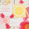 Invitaciones de boda decoradas con la energía de los colores cítricos - Foto KT Merry Photography