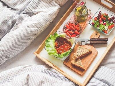 5 bonnes résolutions alimentaires pour 2017