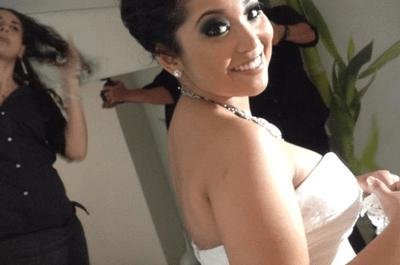 A nova vida de uma noiva e esposa em forma