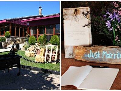 Finca Besaeda - Grupo Times: un espacio acogedor y la mejor organización para una boda exclusiva