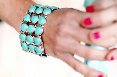 """8 increíbles ideas para tu """"algo azul"""": Lo mejor del color en tu look de novia"""
