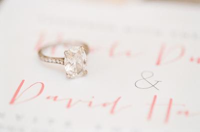 Fotos de tus anillos de boda con fondos únicos y divertidos