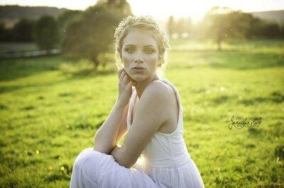 Brautfrisuren 2014 – von klassisch bis originell!