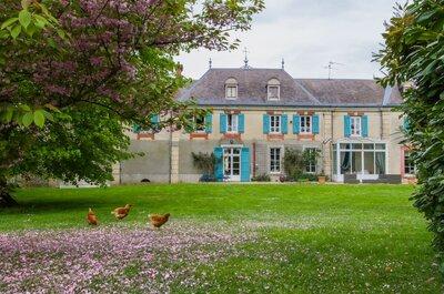 Les 10 plus jolies fermes en Île-de-France pour votre mariage