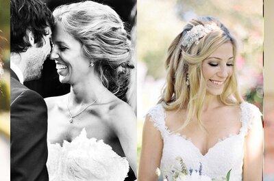 Comment choisir son headband de mariage selon sa morphologie