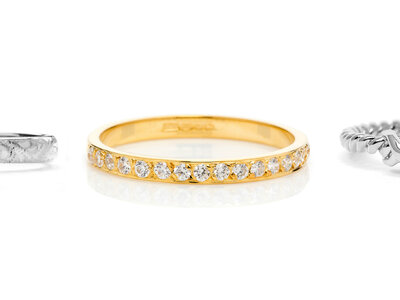The 10 Most Popular Wedding and Engagement Rings from Arabel Lebrusan