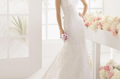 Vestidos de noiva com corte sereia 2016: sofisticação e sensualidade