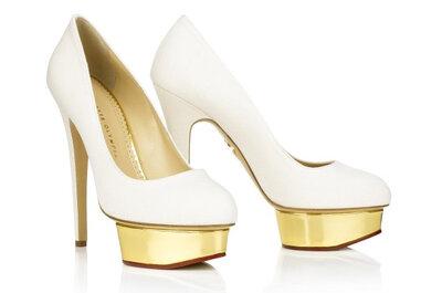 Zapatos de novia de inspiración: Mira la colección 2012 de Charlotte Olympia
