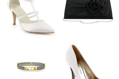 Accessoires : La Halle aux Chaussures vous donne la clé de votre look de cérémonie