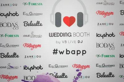 Wedding Booth, la nueva aplicación de Eventos VB para planear la música de tu boda junto con tus invitados