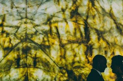 Quando dois estranhos chegam ao altar: o amor criado em laboratório, em 36 perguntas!