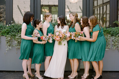 8 things all brides should say to their bridesmaids before the big day