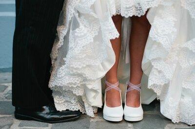 ¡Concursa con La Ragazza y gana unas zapatillas de novia!