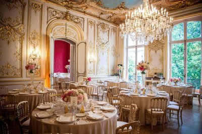 The 10 Best Reception Venues in Paris for an Unforgettable Wedding