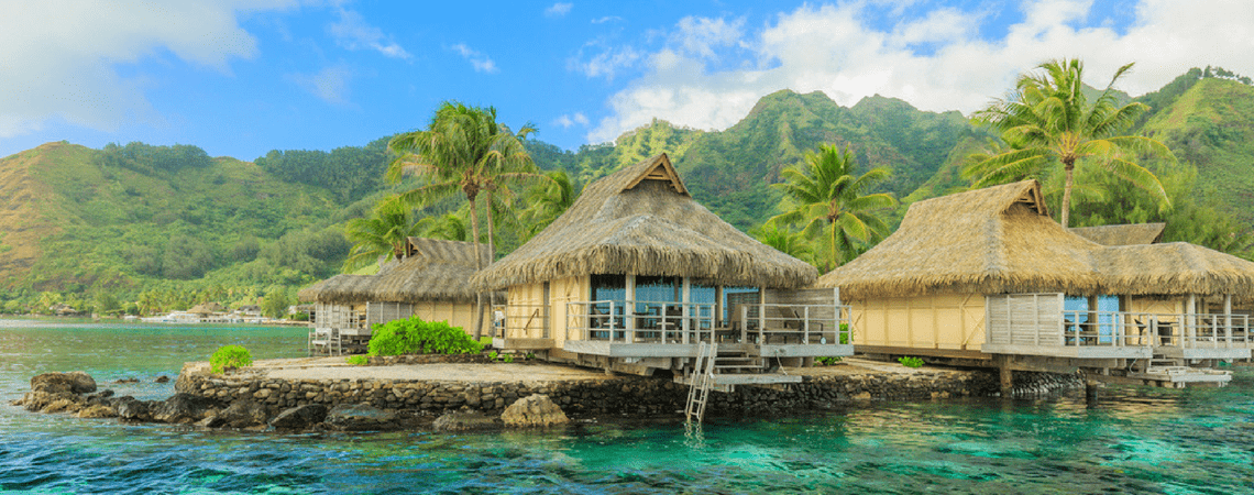 10 paraísos escondidos para ir de luna de miel