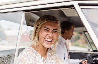 Het leukste trouwvervoer voor je bruiloft